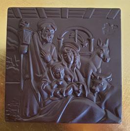 Schoko Tafel, zartbitter Schokolade 60%, ca. 60g, vegan & laktosefrei