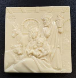 Schoko Tafel, weisse Schokolade, ca. 60g