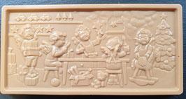 """Schoko Tafel """"Cappuccino"""", Vollmilchschokolade, ca. 110g"""