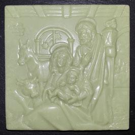 """Schoko Tafel """"Limette"""", Vollmilchschokolade, ca. 60g"""