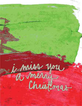 I Miss You a Merry Christmas