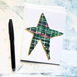 Plaid Star