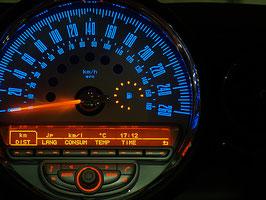 ミニマックス ゲージフェイス:モデル-7005B