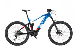 Wilier E903TRN BLUE / BLACK / RED , GLOSSY