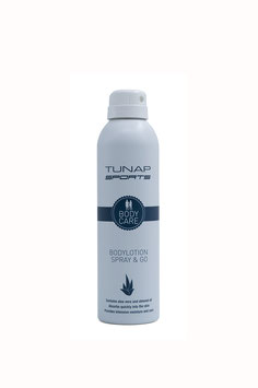 TUNAP Sports Body Lotion (200 ml)