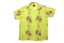 (ARCHIVE COLLECTION)O.C CREW COCONUTS BOY S/S RAYON SHIRTS