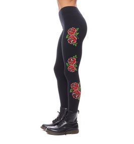 REBEL8 WOMENS CENTIFOLIA LEGGINGS