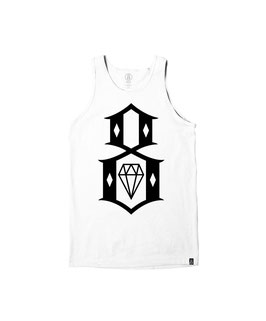 REBEL8 STANDARD ISSUE LOGO TANK