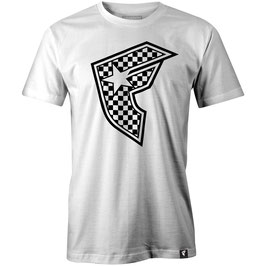 (SALE50%OFF)FAMOUS STARS AND STRAPS CHECKER BADGE TEE