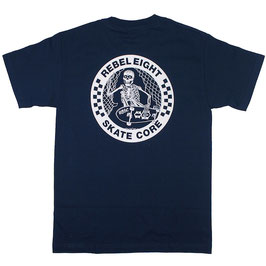 REBEL8 SKATE CORE TEE