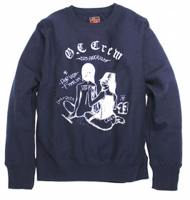 (ARCHIVE COLLECTION) O.C CREW BARRIO SWEAT
