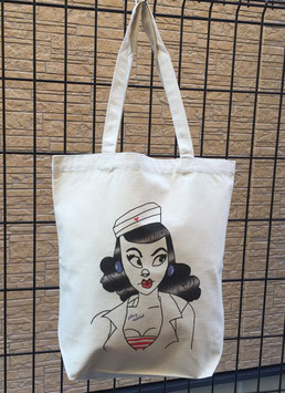 PLACE Original PINUP TOTE BAG