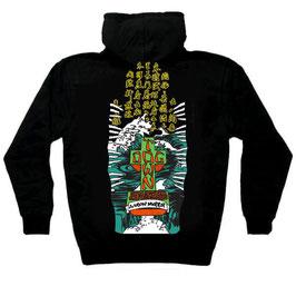 DOGTOW Pullover Hood Sweatshirt Aaron Murray Kanji
