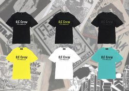 (ARCHIVE COLLECTION)O.C CREW BIG LOGO TEE
