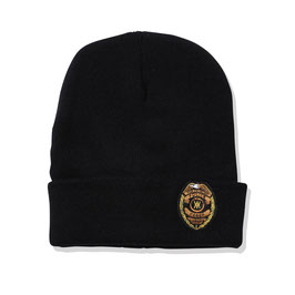 "(予約)ANIMALIA ""OFFICER'S BADGE"" Beanie"
