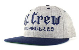 O.C CREW BIG LOGO SNAP BACK