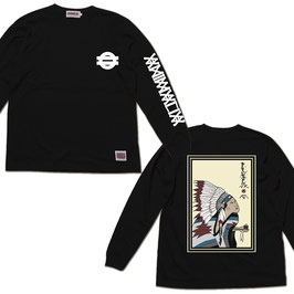 (ARCHIVE COLLECTION)ANIMALIA UKIYOE 3RD L/S TEE