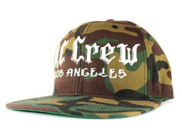 (ARCHIVE COLLECTION) O.C CREW BIG LOGO SNAP BACK
