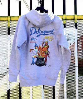 "Delinquent Bros ""World Champs collection""Hoodie"