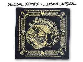 SUICIDAL TENDENCIES×JASON JESSEE BANDANA