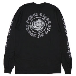 REBEL8 WOMENS TRUST NO ONE L/S TEE