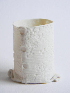 Porcelain Tea Llight Holder