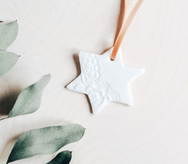 Small Hanging Star Tree Topper