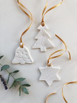 Christmas Gift Tags Set Of 3