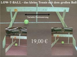 LOW-T-BALL Spielfeldteiler