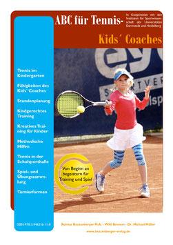 ABC für Tennis Kids´ Coaches - CD