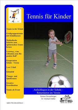 """Lehrbuch """"Tennis für Kinder"""""""