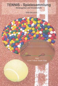 Tennis-Spielesammlung für Kindergarten und Grundschule