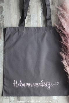 """Premium Stoffbeutel """"Hebammenschätze"""""""
