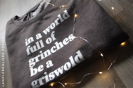 Statement Sweater: Griswold