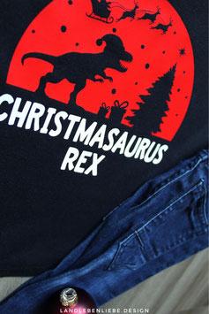 "Longsleeve ""Christmasaurus Rex"""