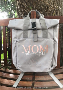 Roll Top Rucksack MOM Edition