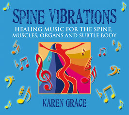 Spine Vibrations - Healing Music for the Spine, Body, Muscles, Organs and Subtle Body