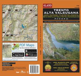 TRENTO ALTA VALSUGANA - LEVICO - CALDONAZZO - VAL DEI MOCHENI - PANAROTTA - MONTE CALISIO - MARZOLA - VIGOLANA - ALTOPIANO DI PINÉ - 500 km MTB Trails