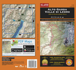 ALTO GARDA - VALLE DI LEDRO - 1500 km Mountainbike Trails
