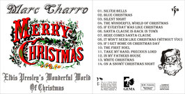 CD Marc Charro - Elvis Presley´s Wonderfull World of Christmas