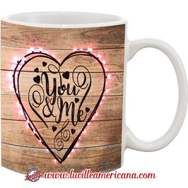 Mug St Valentin You and Me