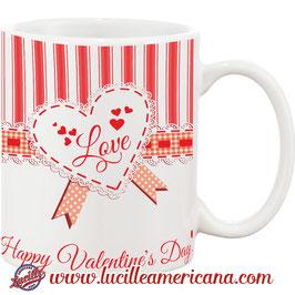 Mug St Valentin Love