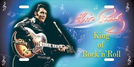 Plaque Immat Elvis Presley
