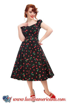 Robe Dolores Doll Cherries