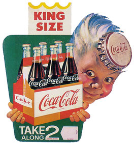 Mug Coca Cola Sprite Boy
