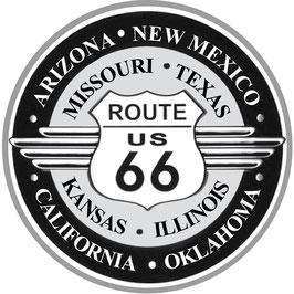 Mug Route 66 seal