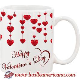 Mug Hearts Cascade