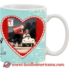 Mug St Valentin Sweet Love Kids