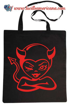 Tote Bag Diabless