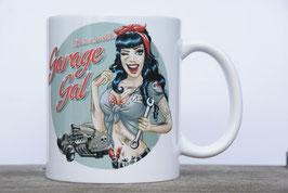 Mug Garage Gal